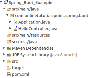 Spring Boot Example