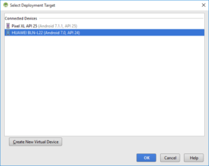 Android Device to Android Studio