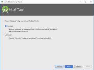 Install Android Studio setup15