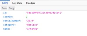 Spring Boot MongoDB Example 2