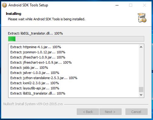 Android SDK Windows Manual Setup 6