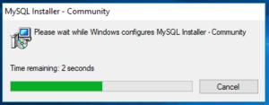 Install MySql on Windows 10 -6