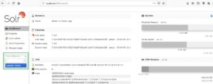 Install Apache Solr on Windows 10 Creating Core Dash Board-min