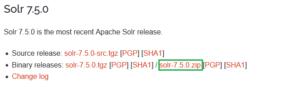 Install Apache Solr on Windows 10-min