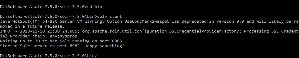 Install Apache Solr on Windows 10_3-min