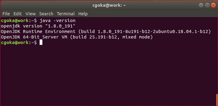 set Default Java Version on Ubuntu