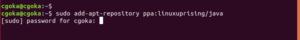 Install Java 11 On ubuntu 1-min