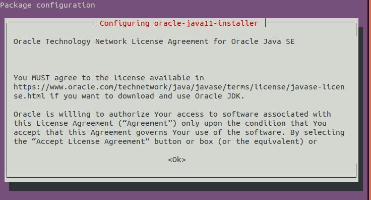 Install Java 11 On Ubuntu 5