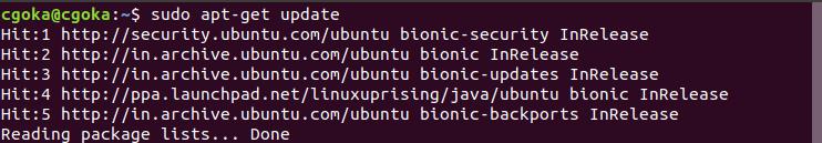 Install Java 11 on ubuntu 2
