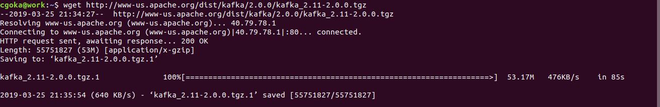 How to install Apache Kafka on Ubuntu 18 04