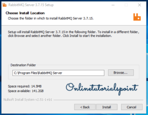 How to install RabbitMQ on Windows 10 10-min