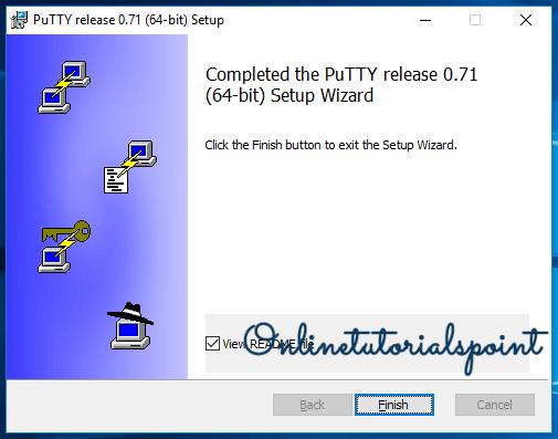 Install Putty on Windows 10 5-min