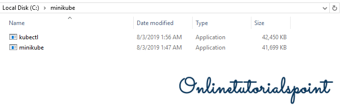 How to install minikube on windows 10 2-min
