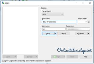 copy Local Files to AWS EC2 1